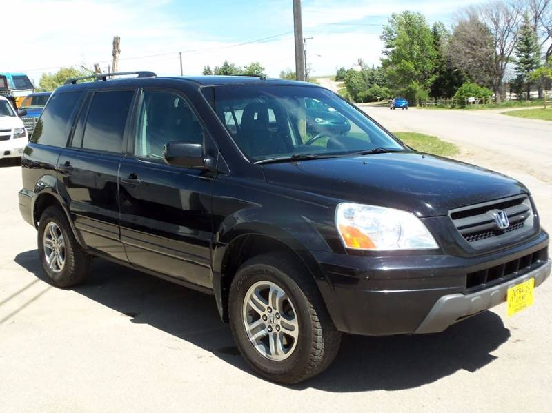 2005 Honda Pilot For Sale At Central City Auto West In Lewistown MT