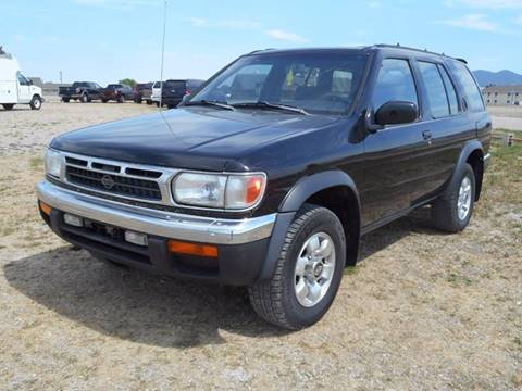 1998 Nissan Pathfinder for sale in Lewistown, MT