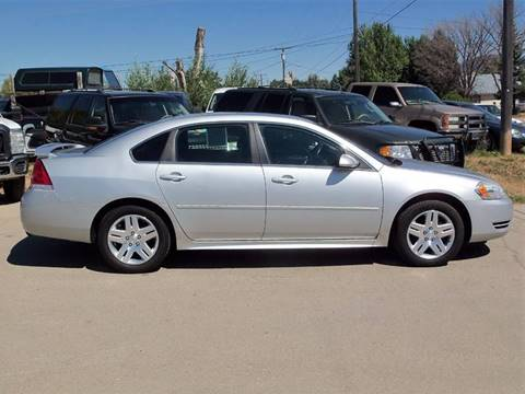 2012 Chevrolet Impala for sale in Lewistown, MT