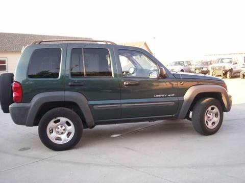 2002 Jeep Liberty for sale in Lewistown, MT
