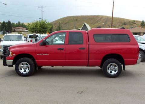 2005 Dodge Ram Pickup 1500 for sale in Lewistown, MT
