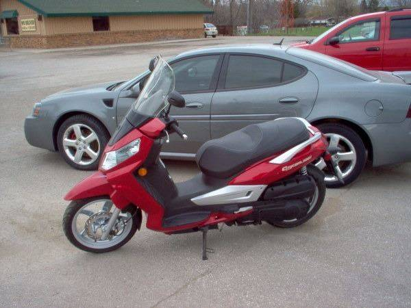 2009 SYM Citycom 300 I