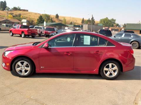 2011 Chevrolet Cruze for sale in Lewistown, MT