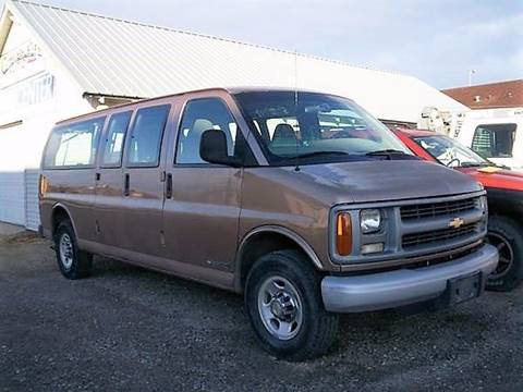 2001 Chevrolet Express Passenger for sale in Lewistown, MT