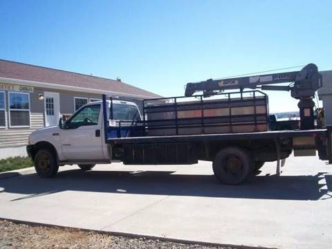2002 Ford F-550 for sale in Lewistown, MT