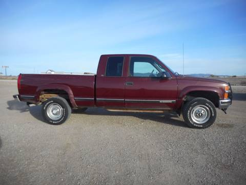 1997 Chevrolet C/K 2500 Series for sale in Lewistown, MT