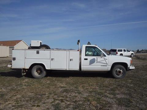 1994 GMC Sierra 3500 for sale in Lewistown, MT