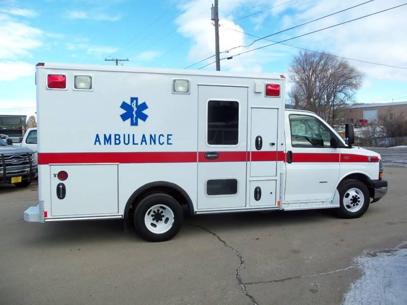 2010 Chevrolet 3500 Ambulance