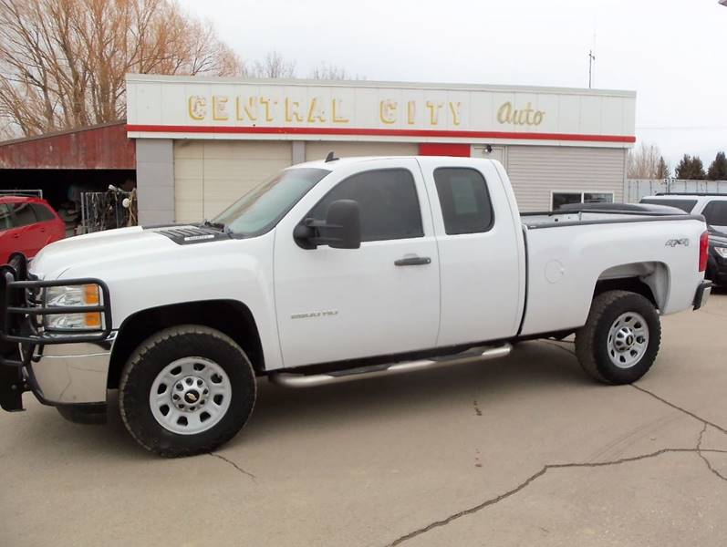 2012 Chevrolet Silverado 2500HD For Sale At Central City Auto West In  Lewistown MT