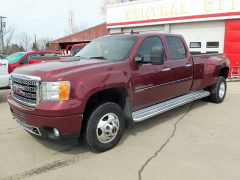 2014 GMC Sierra 3500HD for sale in Lewistown, MT