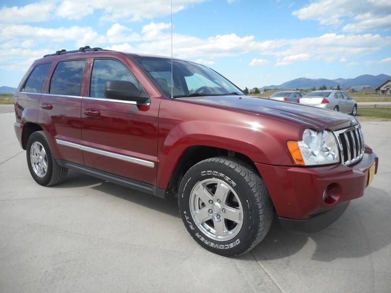 2007 Jeep Grand Cherokee For Sale At Central City Auto West In Lewistown MT