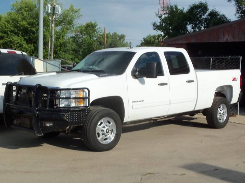 2011 Chevrolet Silverado 2500hd Lt In Lewistown Mt Central City