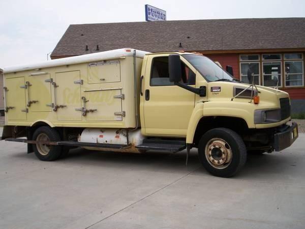 2009 GMC 5500