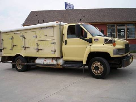 2009 GMC TOPKICK for sale in Lewistown, MT