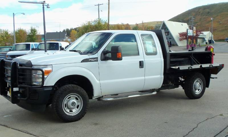 2015 Ford F-250 Super Duty XL 4x4 4dr SuperCab 8 ft. LB Pickup