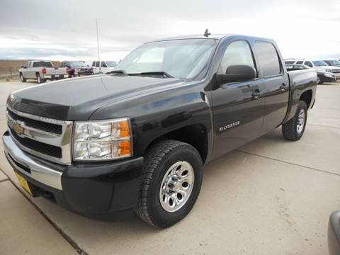 2010 Chevrolet Silverado 1500 LT for sale at Central City Auto West in Lewistown MT