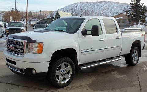 2014 GMC Sierra 2500HD for sale at Central City Auto West in Lewistown MT