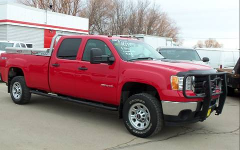 2013 GMC Sierra 3500HD for sale in Lewistown, MT