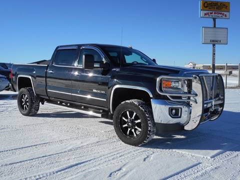 2015 GMC Sierra 2500HD for sale in Lewistown, MT