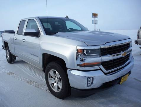 2019 Chevrolet Silverado 1500 LD for sale at Central City Auto West in Lewistown MT