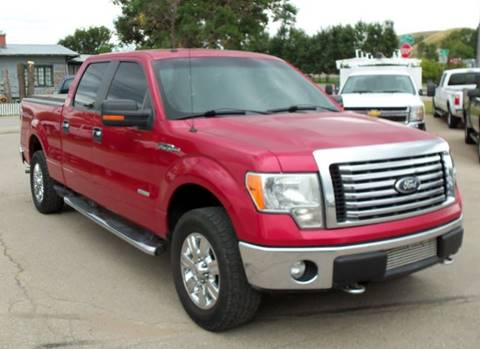 2012 Ford F-150 XLT for sale at Central City Auto West in Lewistown MT