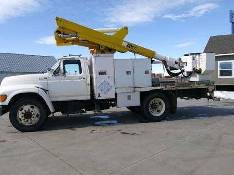 1997 Ford F-800 for sale in Lewistown, MT