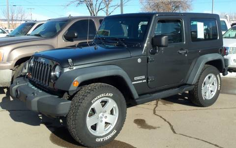 2010 Jeep Wrangler for sale in Lewistown, MT