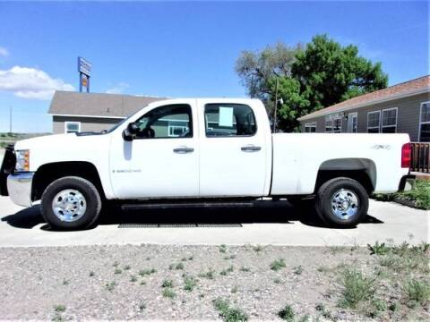 2009 Chevrolet Silverado 2500HD for sale at Central City Auto West in Lewistown MT