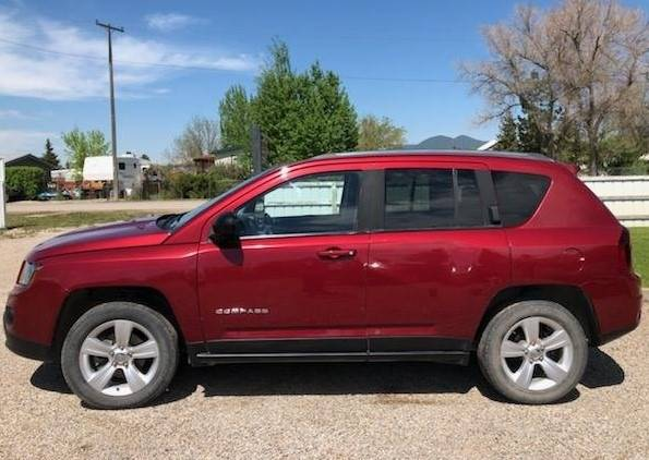 2015 Jeep Compass Sport 4x4 4dr SUV