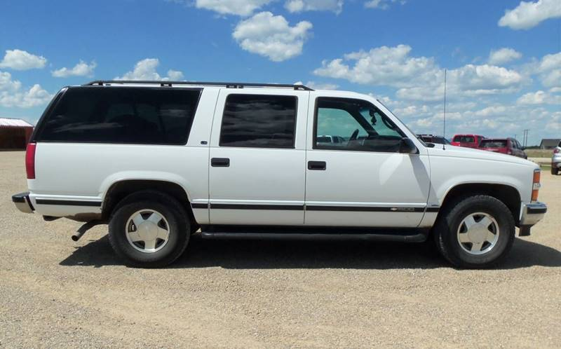 1999 Chevrolet Suburban K1500 LS 4dr 4WD SUV