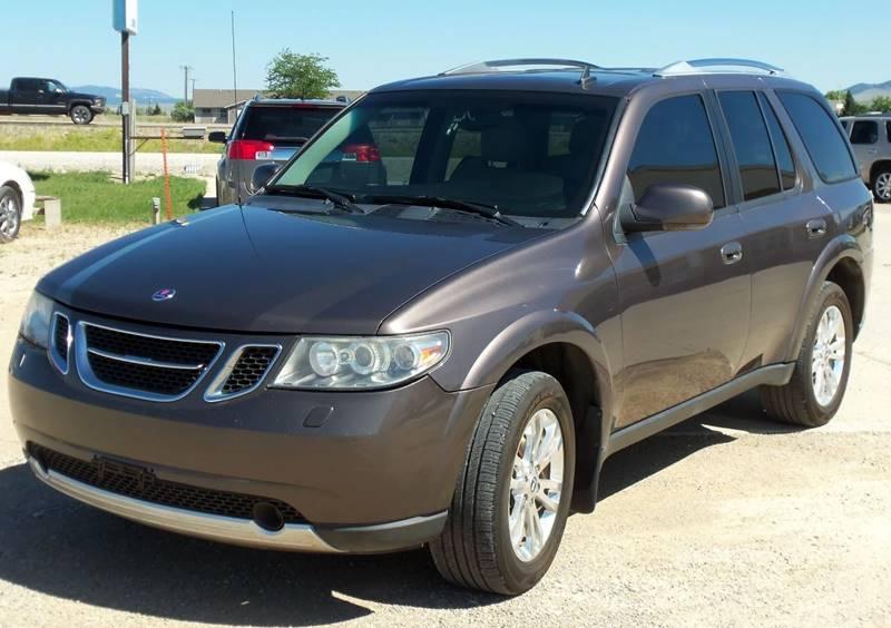2008 Saab 9-7X 5.3i AWD 4dr SUV