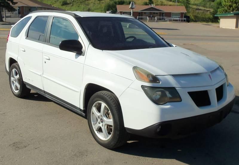 2003 Pontiac Aztek Base AWD 4dr SUV