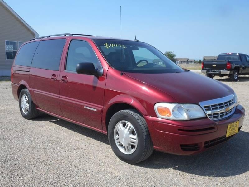2003 Chevrolet Venture LT Entertainer 4dr Extended Mini Van