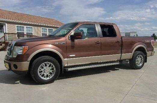 2011 Ford F-150 Lariat 4x4 4dr SuperCrew Styleside 6.5 ft. SB