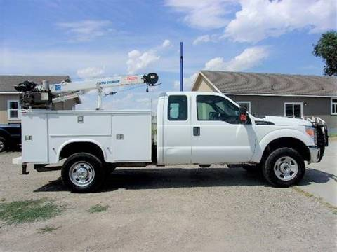 2014 Ford F-350 Super Duty for sale in Lewistown, MT