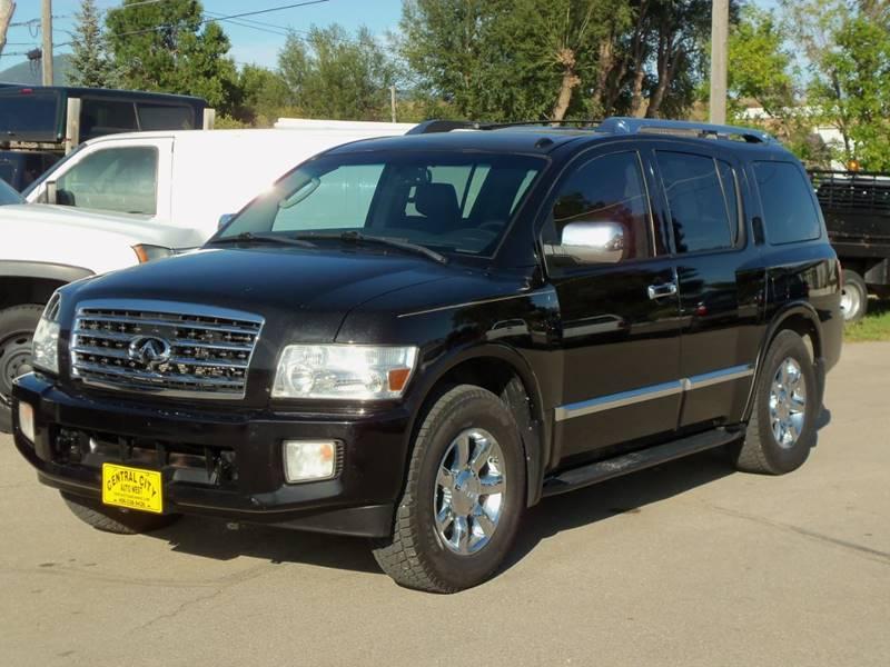 2008 Infiniti QX56 Base 4X4 4dr SUV