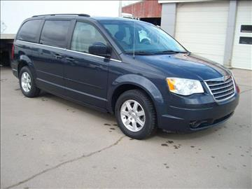2008 Chrysler Town and Country for sale in Lewistown, MT
