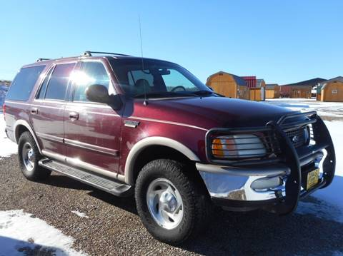1998 Ford Expedition for sale in Lewistown, MT