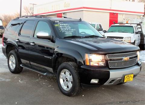 2008 Chevrolet Tahoe LT for sale at Central City Auto West in Lewistown MT