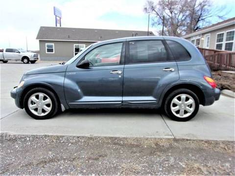 2003 Chrysler PT Cruiser Limited Edition for sale at Central City Auto West in Lewistown MT