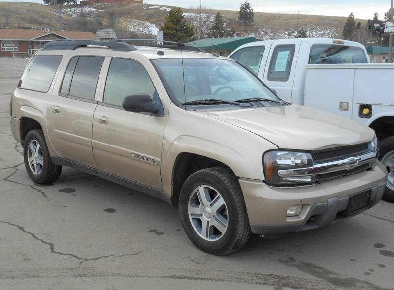 2004 Chevrolet TrailBlazer EXT LT 4WD 4dr SUV