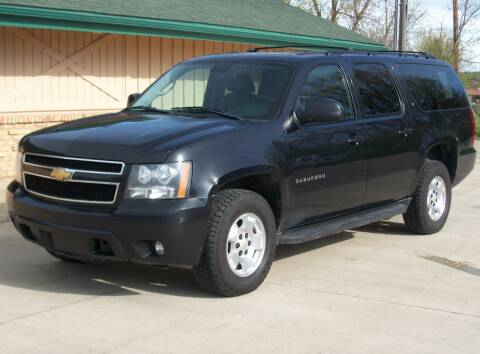 2013 Chevrolet Suburban for sale at Central City Auto West in Lewistown MT