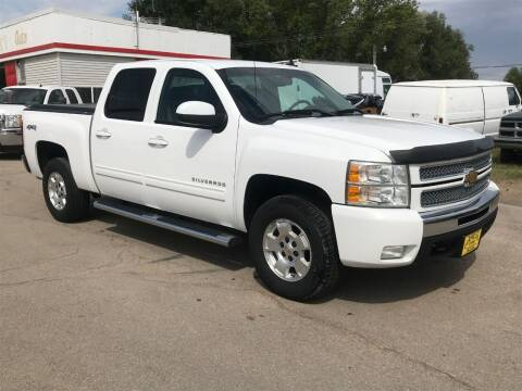 2013 Chevrolet Silverado 1500 for sale at Central City Auto West in Lewistown MT