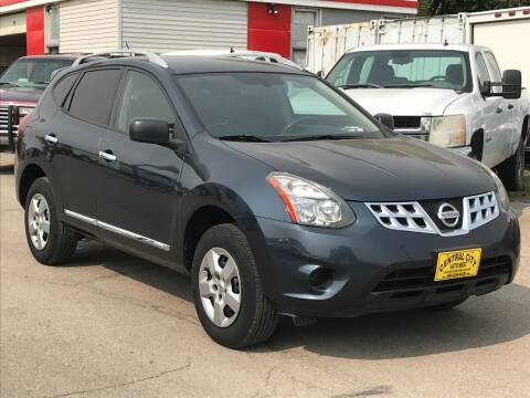 2015 Nissan Rogue Select for sale at Central City Auto West in Lewistown MT