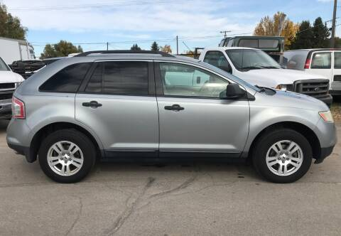 2007 Ford Edge for sale at Central City Auto West in Lewistown MT