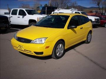 2006 Ford Focus for sale in Lewistown, MT
