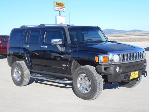 2006 HUMMER H3 for sale in Lewistown, MT