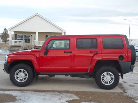2009 HUMMER H3 for sale at Central City Auto West in Lewistown MT