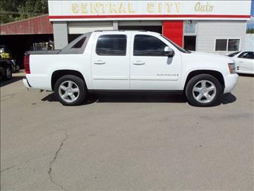 2007 Chevrolet Avalanche for sale in Lewistown, MT