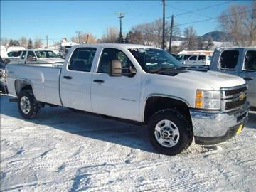 2011 Chevrolet Silverado 2500HD For Sale At Central City Auto West In  Lewistown MT